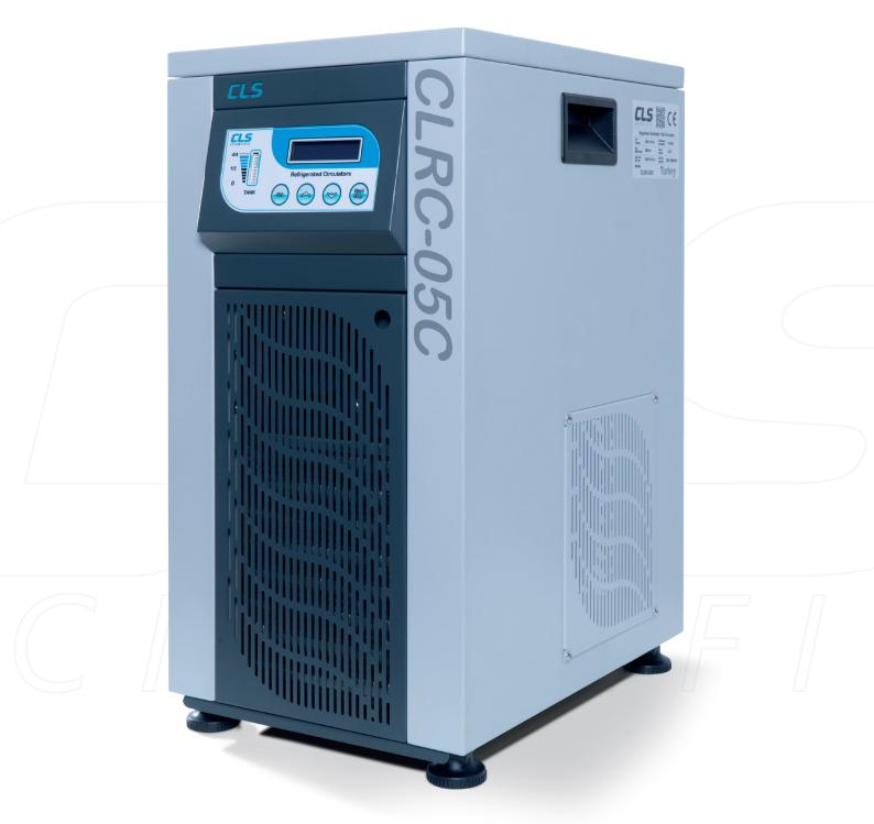 Soğutmalı Sirkülatör CLRC-05C
