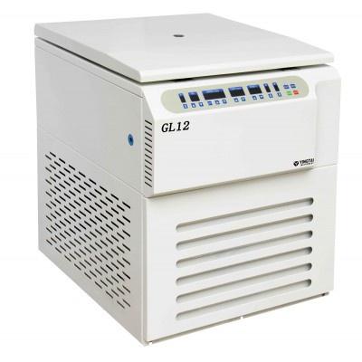 GL12 - SOĞUTMALI SANTRİFÜJ
